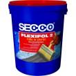 SECCO Flexifol 2. Flüssigfolie Dichtfolie Abdichtung - für Innen und Außen - 20kg