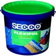 SECCO Flexifol Flüssigfolie Dichtfolie Abdichtung - für Innen - 10kg