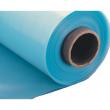 BAUFOL 0,2mm - 2m x 25lfm -  Dampfsperre Dampfbremsfolie Dampfsperrfolie Dachfolie 50m² BLAU