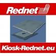 REDNET Floor Wasserdicht elastische Abdichtmanschette 2 Stück