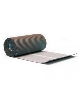 COROMIN® PB - 300mm x 5m - Kaminanschluss Wandanschluss Blei - Plissiert - viele Farben