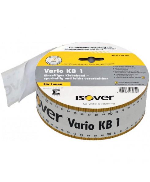 ISOVER Vario KB1 mit integriertem Maßband - 60mm x 40lfm