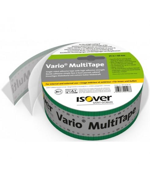 ISOVER Vario MultiTape elastisches Klebeband - 60mm x 25lfm