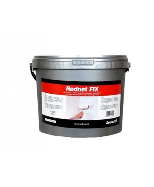 REDNET FIX Klebstoff Kleister für Vliestapete - Rollkleister - Roll Kleber - 12kg